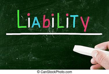 responsabilité, concept