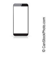 responsivo, smartphone, modernos, vetorial