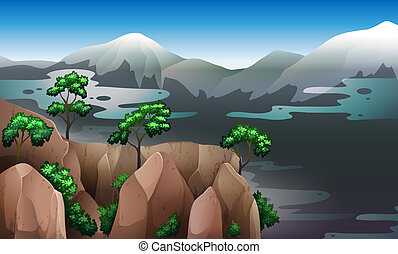 ressources naturelles, vue