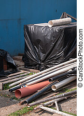 rest of construction materials