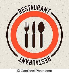 restaurang, design