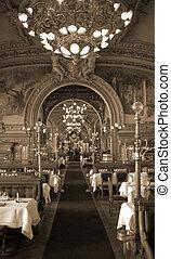 restaurant 1 - Le Train Bleu in paris