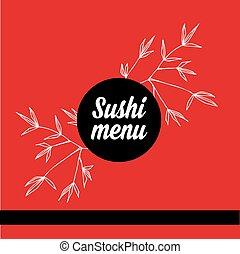 Restaurant cafe menu, template design. Vector illustration.