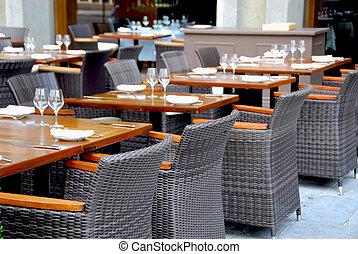 Restaurant - Empry restaurant