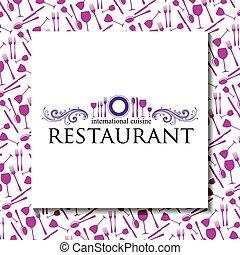 restaurant identity - Restaurant - logo and corporate...