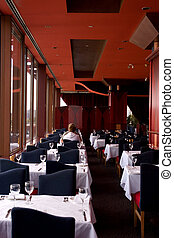 Restaurant in resort