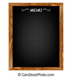 Restaurant Menu Wood Board - Restaurant Menu Board With ...
