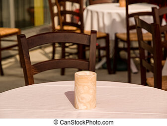 Restaurant Patio Table