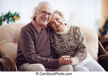 Restful grandparents