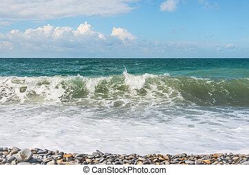Restless Black Sea