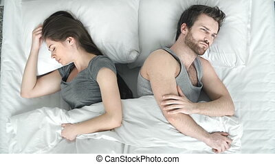 Restless Husband