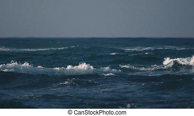 Restless Sea, Wild Ocean Surface, Graded Version - Graded...