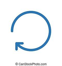 restore glyph color icon