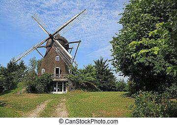 Restored Windmill