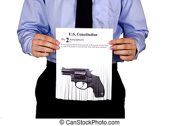Restrictions on firearms - Discussion on the Limitation of...