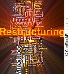 restructuring, vzkaz, mračno, box, soubor