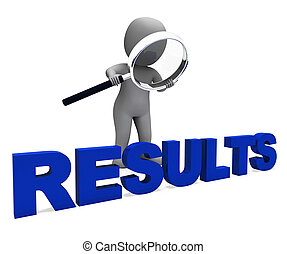 Results Character Shows Improvement Result Or Outcome -...