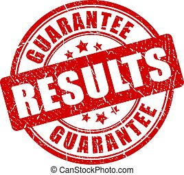 Results guarantee vector stamp