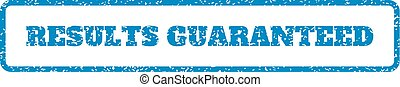 Results Guaranteed Rubber Stamp