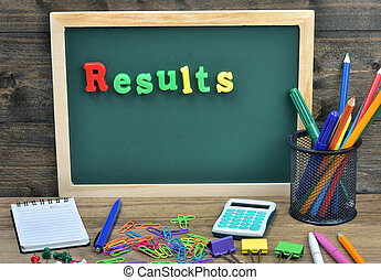 Results word