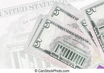 resumen, billete de banco., pila, nacional, mentiras, ...