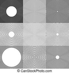 resumen, círculo, elementos, backgrounds., resumen, círculo, elementos, backgrounds.
