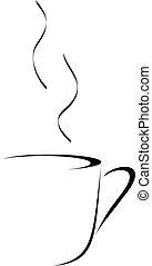 resumen, café