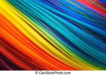 resumen, colorido, plano de fondo