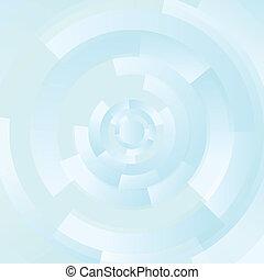 resumen, fondo azul, vector, ilustración