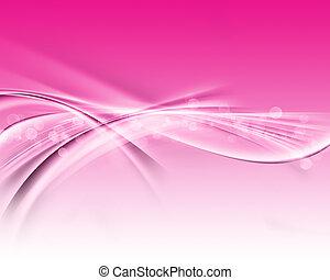 resumen, fondo rosa