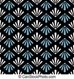 resumen, geométrico, seamless, patrón, plano de fondo