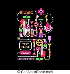 resumen, música, diseño