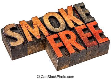 resumen, madera, tipo, fume gratis
