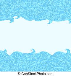 resumen, ondas, plano de fondo