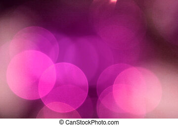 resumen, púrpura, luces