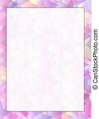 resumen, pink/purple, plano de fondo