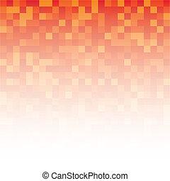 resumen, pixel, plano de fondo