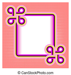 resumen, plano de fondo, con, el, barras de color, y, un, lugar, para, texto