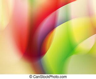 resumen, plano de fondo, multicolor