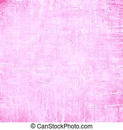 resumen, rosa, fondo.