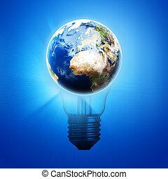 resumen, tecnología, y, ambiente, fondos, para, su, diseño