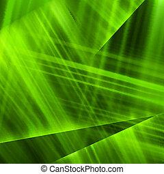 resumen, verde, fondo., eps, 10