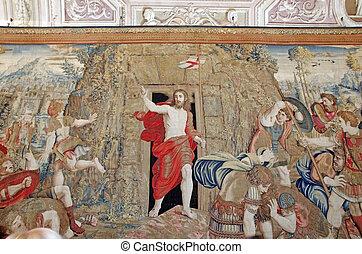 resurrección, Cristo