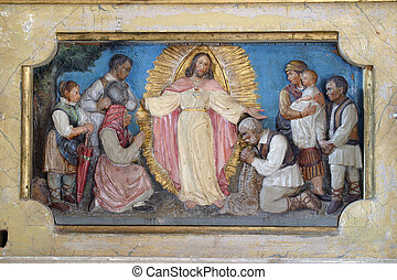 resurrección, jesús