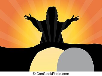 Resurrection of Jesus Christ-Jesus is risen