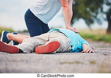resuscitation, estrada