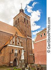 Reszel - Church.
