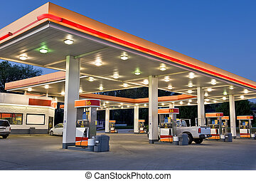 Retail Gasoline Station and Store - Retail Gasoline Station...