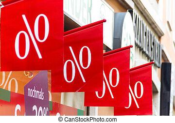 retail price reduction in percent - retail price reduction...