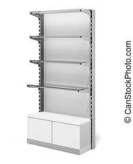 Retail Store Shelf